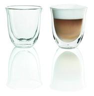 DeLonghi szklanka do kawy 2 szt. 190 ml