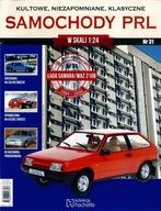 KULTOWE SAMOCHODY PRL nr 31 ŁADA SAMARA / WAZ 2108