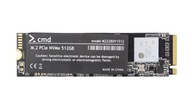 Dysk SSD Cmd M22280V1512 512 GB M.2 PCIe M.2