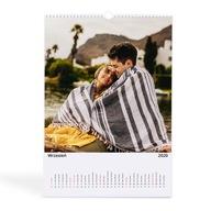Foto-kalendarz ścienny Pixbook 2020