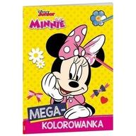 Minnie. Megakolorowanka Praca zbiorowa