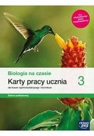 BIOLOGIA NA CZASIE 3 LO KARTY PRACY ZP 2021 NE