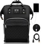 Rozbudowana torba plecak do wózka Zagatto USB