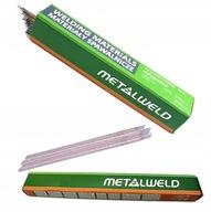 Elektrody spawalnicze Rutylowe fi 2,5mm Rutweld 12