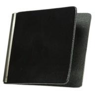 Banknotówka skórzana portfel banknoty skóra klips