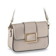 Mała torebka damska elegancka listonoszka na ramię