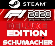 F1 2020 Deluxe Schumacher Edition PC STEAM 5 GIER