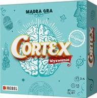 CORTEX Gra towarzyska planszowa Gimnastyka Mózgu