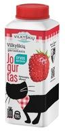 Jogurt pitny o smaku poziomki 330 g Vilvi