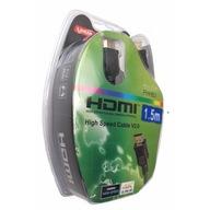 Kabel HDMI LINEAR DO TELEWIZORA 4K v2.0 1,5m 2160p
