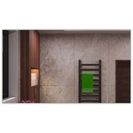 Lustro łazienkowe 70x80 prostokątne z uchwytami