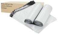 Foliopaki foliopak kurierskie, B4 260x350 100sz