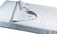 Ochraniacz na materac dziecięcy 140x70 WODOOPORNY