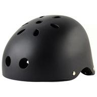 Profesjonalny kask rowerowy rozmiar L czarny