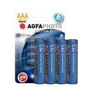 4x BATERIE alkaliczne Pure Power LR03 LR3 AAA 1.5V