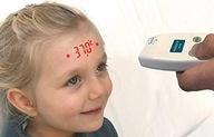 Termometr bezdotykowy Visiofocus Mini 6w1 + gratis