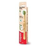COLGATE BAMBOO KIDS szczoteczka bambusowa SOFT