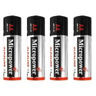 Bateria Alkaliczna MicroPower LR06 AA R6 4 szt.