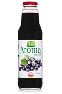 Sok z aronii 100% 750ml naturalny