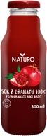 Sok z granatu Naturo 100% 750 ml