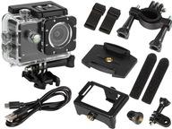 Kamera sportowa BLUETEC kamerka wodoodporna HD LCD