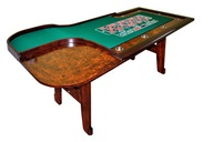 Profesjonalny stół do ruletki MONTE CARLO