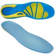 Żelowe wkładki amortyzacja bolące stopy MAROL D031