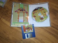Amiga GRA LUMBERJACK RELOADED. BOX: DYSKIETKA + CD