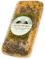 Ser wędzony Myśliwski zielony pieprz ok. 1kg Vilvi