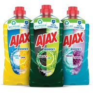 Płyn uniwersalny Ajax mix 3x1 l