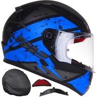 LS2 FF353 RAPID KASK MOTOCYKLOWY DEADBOLT BLUE