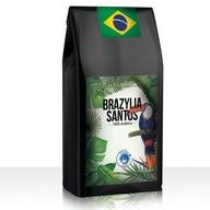 Kawa Brazylia 1kg Świeżo Palona 100% ARABIKA