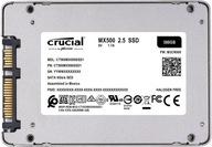 """Dysk SSD Crucial MX500 500 GB SATA III 2,5"""""""