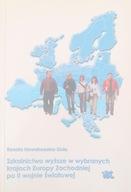 Szkolnictwo wyższe w wybranych krajach Europy Zach