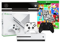 Konsola XBOX ONE S 1TB 2x PAD KINECT Just Dance 21