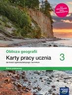 OBLICZA GEOGRAFII 3 KARTY PRACY ZP NOWA ERA 2021