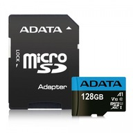 Karta pamięci ADATA AUSDX 128G microSDXC