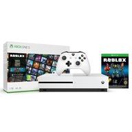 Konsola MICROSOFT Xbox One S 1TB + Roblox