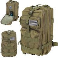 Plecak Taktyczny Wojskowy Militarny Survival 38l z
