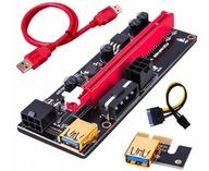 RISER 009s PCIE USB 3.0 ETH NAJLEPSZY MODEL 2021