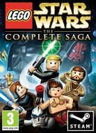LEGO Star Wars The Complete Saga PC klucz STEAM