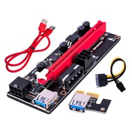 Riser 009S - Najnowsza wersja PCI-E 1x-16x USB3.0
