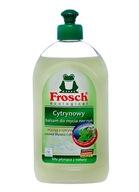 FROSCH EKO Cytrynowy płyn do mycia naczyń 500 ml