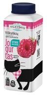 Jogurt pitny o smaku malin 330 g Vilvi
