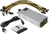 Zestaw do zasilania GPU / ASIC / FPGA 1400w