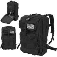 Plecak Taktyczny Wojskowy Militarny Survival 38l c