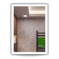 Lustro łazienkowe podświetlane 50x60 LED TUNISIA