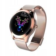 Smartwatch dla kobiet Roneberg RKW10 ZŁOTY