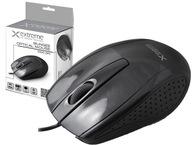 Mysz optyczna przewodowa 3D USB 1000 DPI BUNGEE