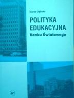 Polityka edukacyjna Banku Światowego, Marta Gębska